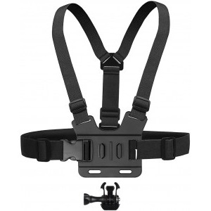 Kitvision Universal Chest Mount for Action Cameras - Set de accesorii montare piept, universal RS125022005-2