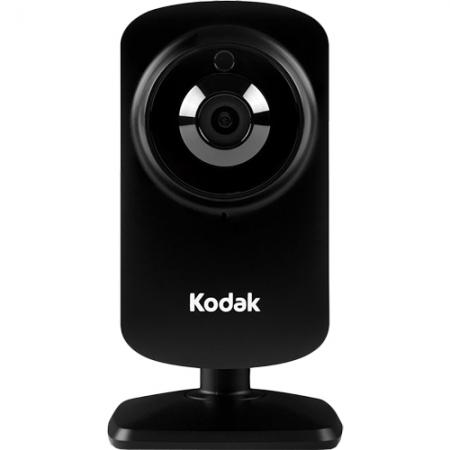 Kodak CFH-V10 - Camera de supraveghere HD, Wi-Fi, 24h Stocare in Cloud, Negru