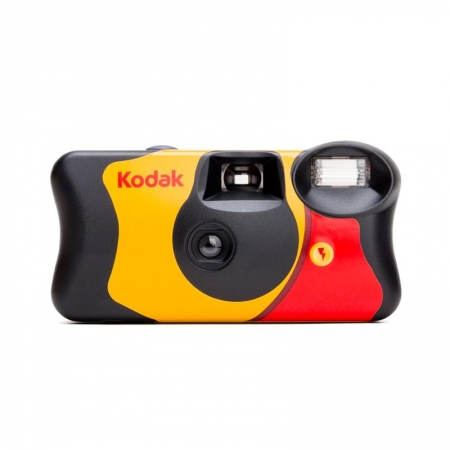 Kodak Fun Saver - aparat foto de unica folosinta 27+12 ISO 400