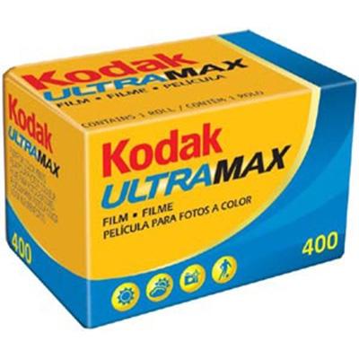 Kodak Ultra Max - film negativ color (ISO 400, 135-36)