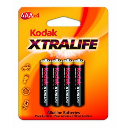 Kodak XtraLife AAA LR03 - Baterie alcalina