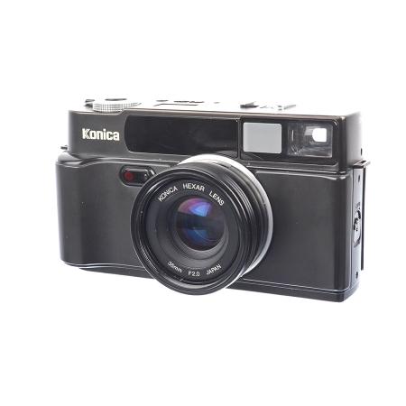Konica Hexar + Konica Hexar 35mm F/2 negru - SH7406