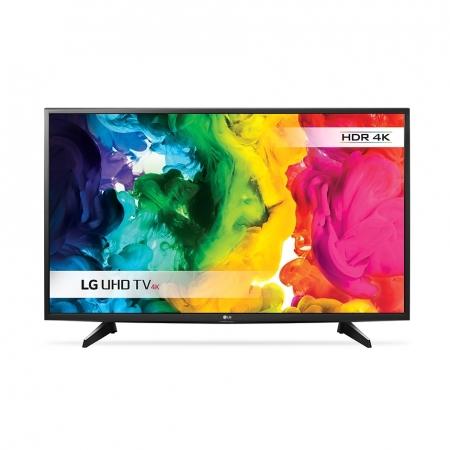 LG 49UH610V - Televizor Smart TV, 125 cm, Ultra HD 4K