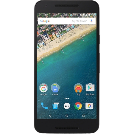 LG Nexus 5X H791 16GB LTE Black RS125022562-2