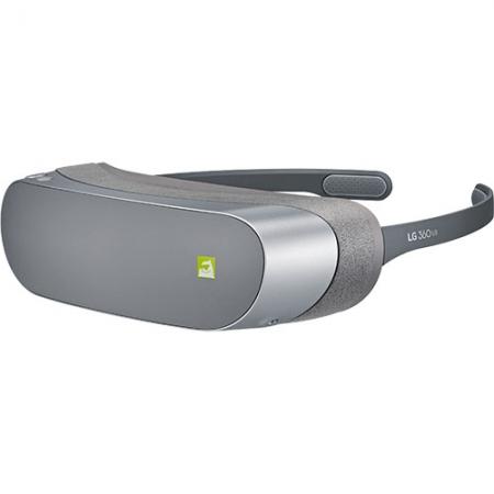 LG Ochelari Inteligenti 360 VR R100 Pentru LG G5 Gri RS125028489