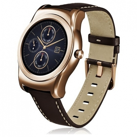 LG Watch Urbane - Smartwatch Auriu