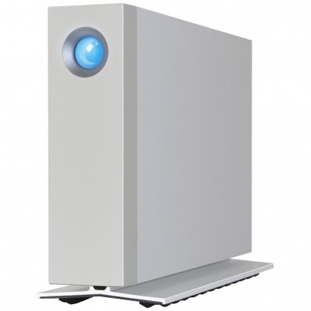 LaCie D2  -  3TB HDD extern Thunderbolt 2, USB 3.0, 7200RPM