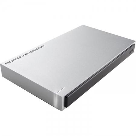 LaCie - EHDD PORSCHE DESIGN, 2TB USB 3.0