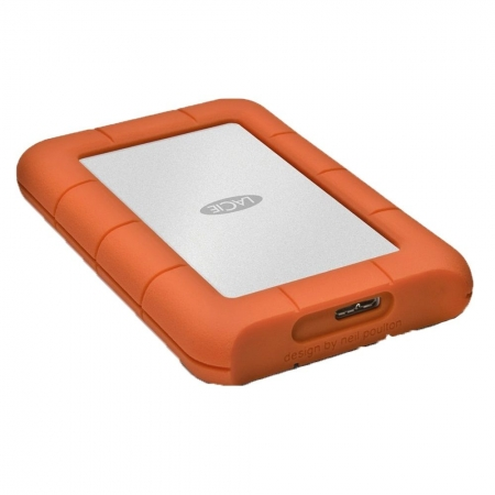 LaCie Hard disc extern  Rugged Mini 2.5'' 500GB USB3 7200RPM