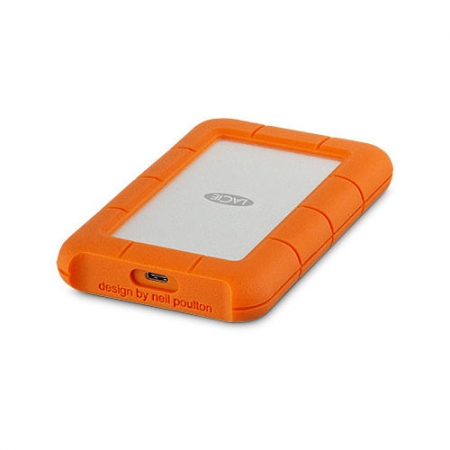 LaCie Rugged - 1TB, USB 3.0, 2,5