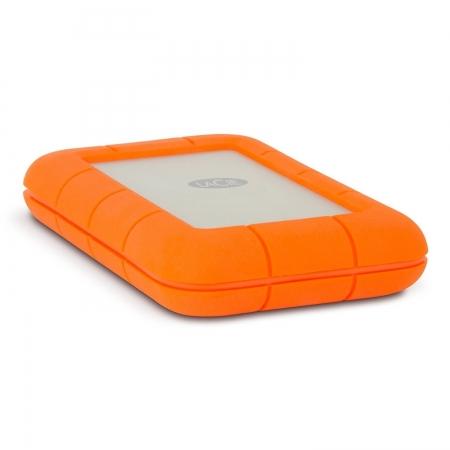 LaCie Rugged SSD v2 Thunderbolt, 250 GB, USB 3.0