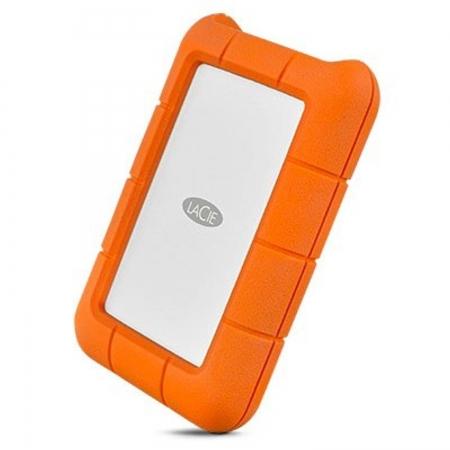 LaCie Rugged USB-C v2 - HDD extern, 2.5