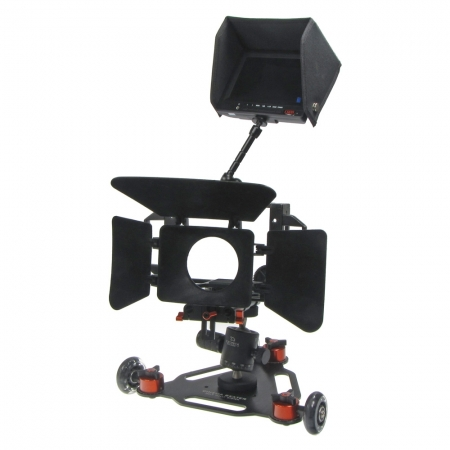 Lambency CAPA Z5 (cinema skater+vcage+matte box+follow focus+monitor vm4+magic arm) - RS1046574