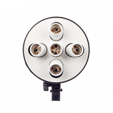Lampa cu 5 socluri E27