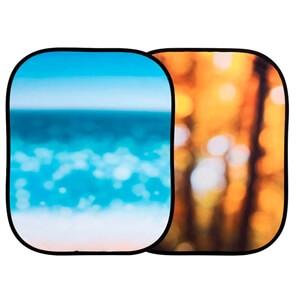 Lastolite Out of Focus Autumn Foliage/Seascape - fundal reversibil 1.2 x 1.5m
