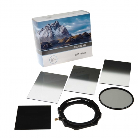 Lee Filters 100mm Deluxe Kit