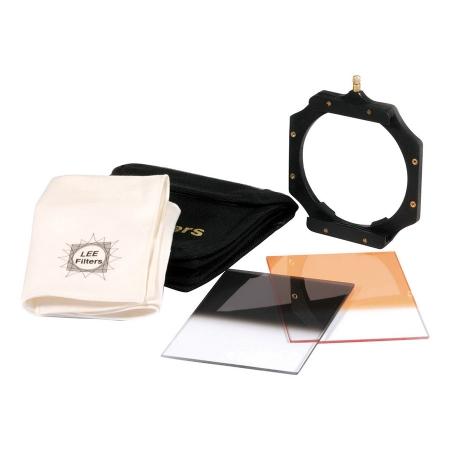 Lee Filters Starter Kit - holder, filtre, accesorii