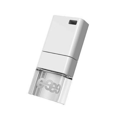 Leef Ice USB 2.0 Flash Drive 32GB - stick USB alb