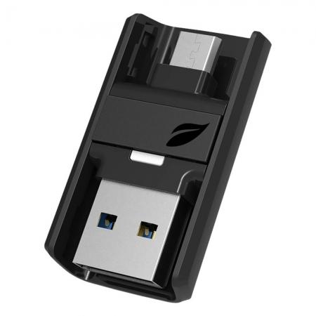Leef Bridge 3.0 16GB - stick USB 3.0 si OTG (microUSB)