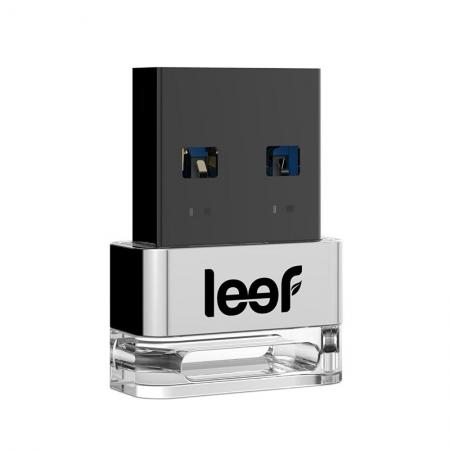 Leef Supra USB 3.0 Flash Drive 16GB - stick USB argintiu