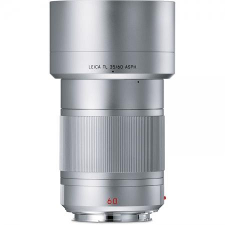 Leica APO-Macro-Elmarit-TL 60mm f/2.8 ASPH., Argintiu