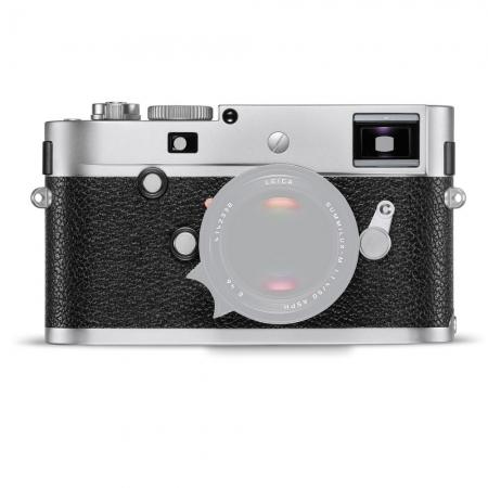 Leica M-P (Typ 240) argintiu cromat - aparat foto rangefinder digital