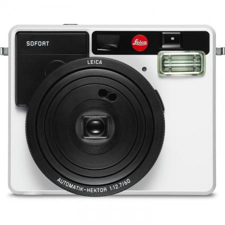 Leica Sofort Instant Film Camera (White) RS125031501