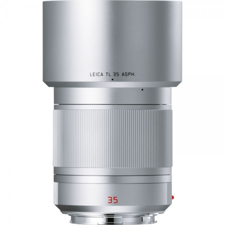 Leica Summilux-TL 35mm f/1.4 ASPH, Argintiu