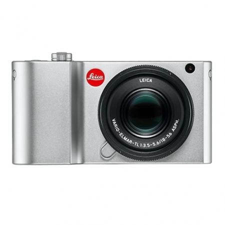 Leica TL2 kit VARIO-ELMAR-TL 18-56mm, Argintiu