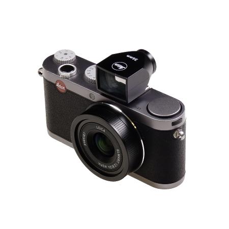 Leica X1 Elmarit 24mm f/2.8 ASPC + Vizor Leica 36mm - SH6410