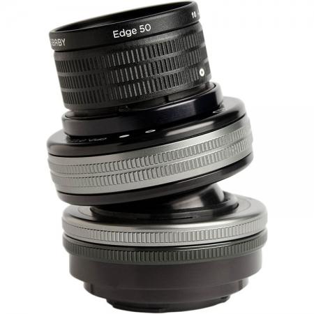 Lensbaby COMPOSER PRO II Edge 50 Fuji X