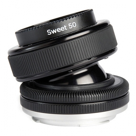 Lensbaby COMPOSER PRO kit Sweet 50 Micro 4/3