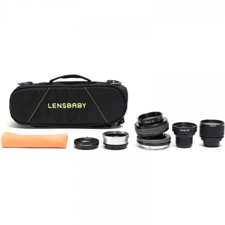 Lensbaby Composer Pro II System Kit - Canon EF