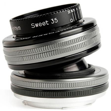 Lensbaby Composer Pro II kit Sweet 35 montura Sony E
