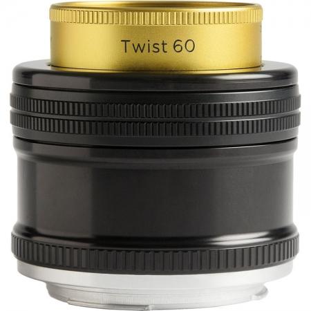 Lensbaby Twist 60 pentru Nikon
