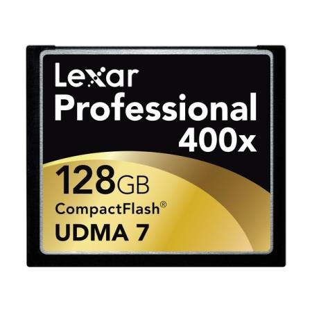 Lexar CF 128GB 400X Udma 7 - RS1048899