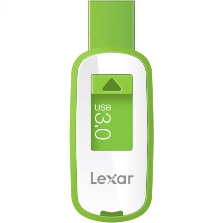 Lexar JumpDrive S25 - Flash Drive USB 32BG, USB 3.0 Verde