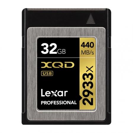 Lexar Professional XQD 2.0 32GB 2933x