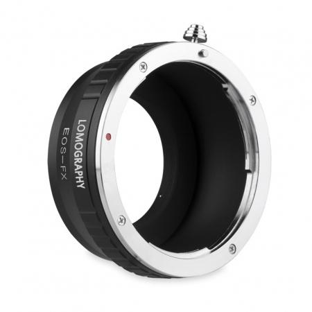 Lomography Adaptor Canon EOS - Fuji X