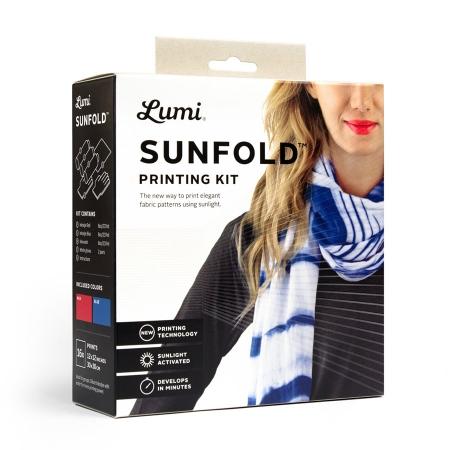 Lumi Sunfold - kit imprimare pe panza