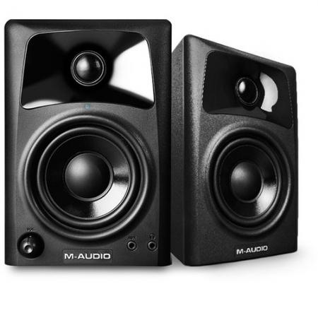 M-Audio Studiophile AV32 - Monitoare/ Boxe  Studio 10 W/ canal (pereche)