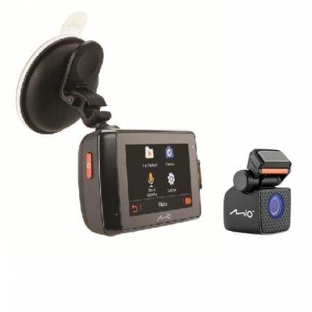 MIO MiVue 698 dual- camera video auto