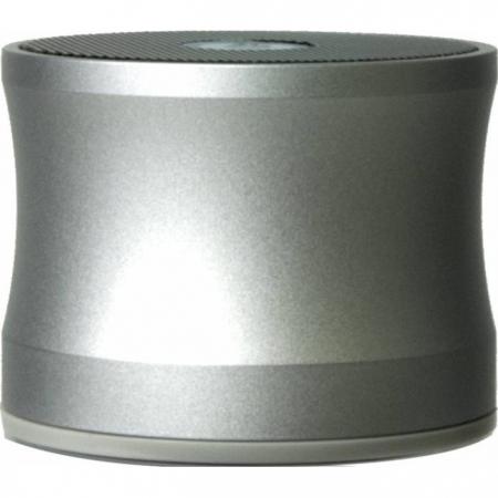 MUVIT Boxa Portabila cu Microfon si Micro SD Card Reader Gri