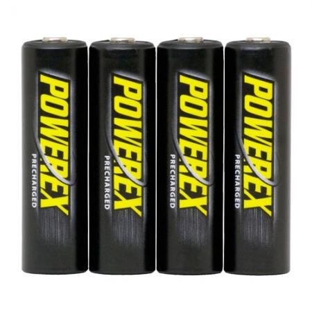 Maha Powerex Precharged AA 2600mAh (4-pack) BULK125028015