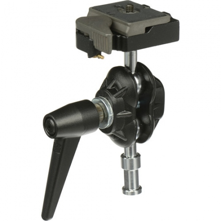 Manfrotto 155RC - Double Ball Joint Head & Camera Platform