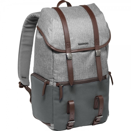 Manfrotto Lifestyle Windsor Backpack - Rucsac foto, gri