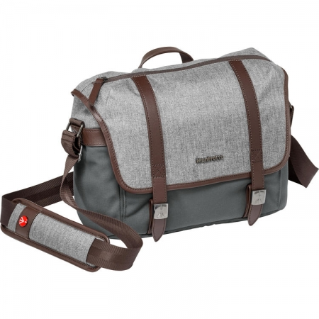 Manfrotto Lifestyle Windsor Messenger - Geanta foto, S, gri