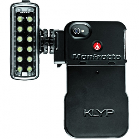 Manfrotto MKL120KLYP0 KLYP kit accesorii iPhone 4/4S