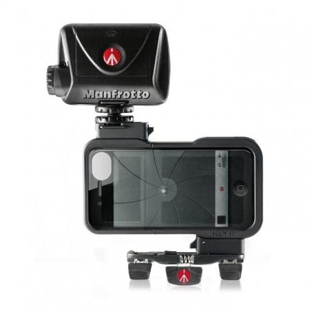 Manfrotto MKPLKLYP0 - kit accesorii pentru iPhone 4/4S