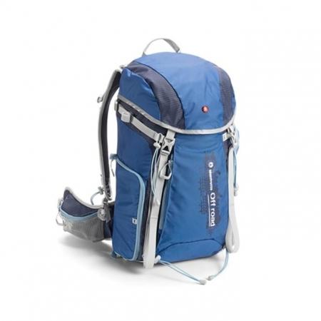Manfrotto Off Road Hiker 30L - rucsac foto, albastru